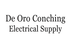 De oro Conching Electrical Supply